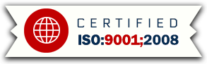 IO:9001;2015 Certified